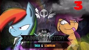 My Little Factory : ask rainbow factory dash and scootaloo ep 3 mentor ~ Melissatoandfro.com Idées de Décoration