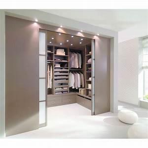 Porte Dressing Sur Mesure : porte de dressing sur mesure maison design ~ Premium-room.com Idées de Décoration