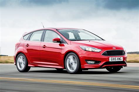 New Ford Focus 2014 review - pictures