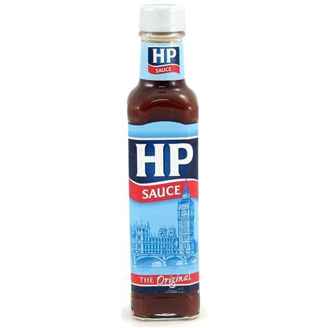 brown sauce hp sauce 255g