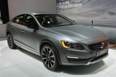 Volvo S60 Backgrounds by 2016 Volvo S60 Cross Country Hd Wallpapers Pictures