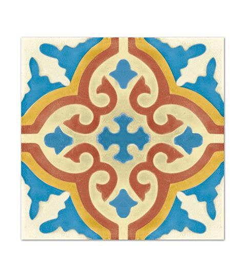 stickers pour carrelage de salle de bain ou cuisine rimal bleu et wadiga