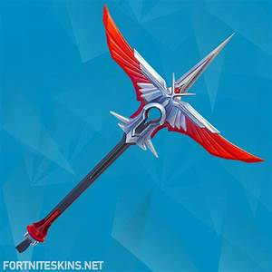 Gale Force Harvesting Tool Pickaxes Fortnite Skins