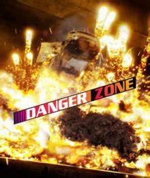 Danger Zone Video Game Wikipedia