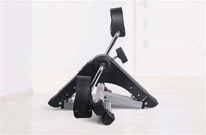 Bike Exerciser Pedal Exercise Mini Folding Leg
