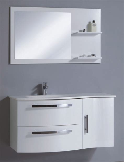 wall mounted bathroom cabinet china wall mounted pvc bathroom cabinet in high gloss