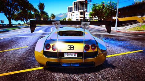 Gta 5 Bugatti Name by Bugatti Veyron Add On Replace Tuning Gta5 Mods