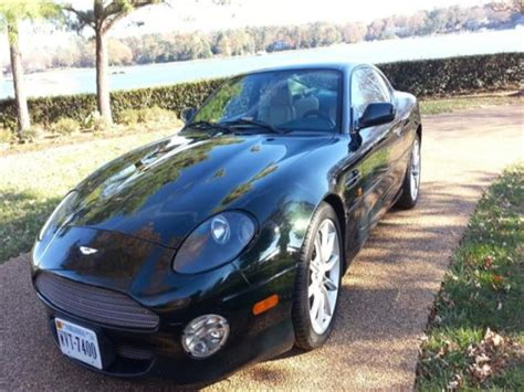 Aston Martin For Sale By Owner by Used Aston Martin Db7 For Sale By Owner Sell My Aston