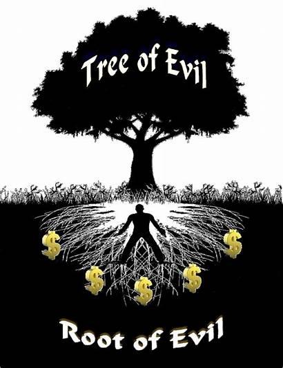 Evil Root Money Tree Tim God Timothy