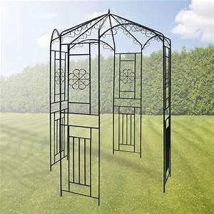 Gartenpavillon Aus Metall : gartenpavillon metall preisvergleiche ~ Michelbontemps.com Haus und Dekorationen