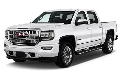 2016 Gmc Sierra 1500 Reviews And Rating