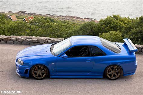 Custom Wallpaper Nissan Gtr R34 by 2001 Nissan Skyline R34 Gt R Tuning Custom Supercar
