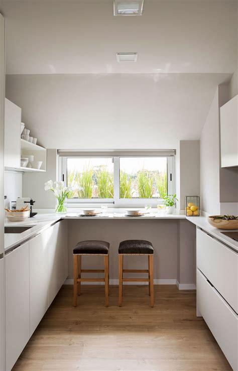 mini office en  deco cocina cocinas en