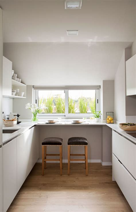mini office en  deco cocina cocinas pequenas