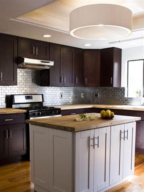 hgtv kitchen backsplashes 20 stainless steel kitchen backsplashes hgtv 1617