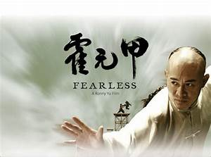 Movie Review Land: FEARLESS  Fearless