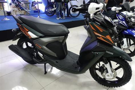 Yamaha Xride 125 Modification by Launching Striping Baru Yamaha Xride 125 Di Semarang