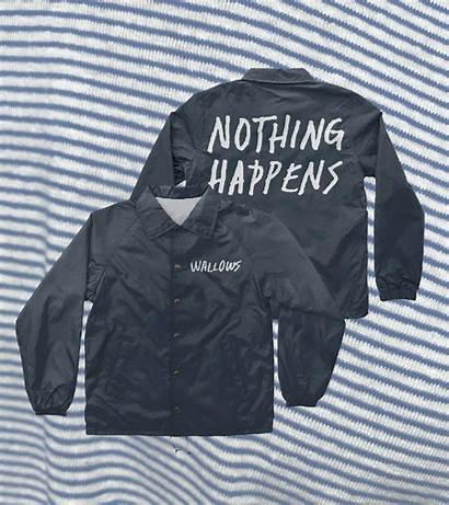 Merch Nothing Happens Wallows Album Vinyl Exclusive