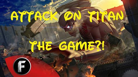 Fight for mankind and slay as many titans as you can! Attack on Titan the free to play game?! - YouTube