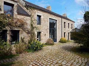 maison b reagencement d39une longere et de sa dependance With plan d une belle maison 11 ventes luberon maison contemporaine avec un plan