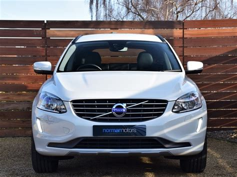 ice white volvo xc  sale dorset