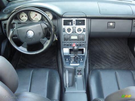 mercedes dashboard 2000 mercedes benz slk 230 kompressor roadster dashboard