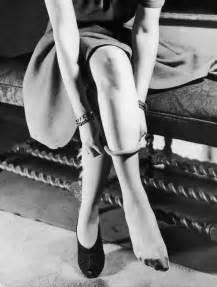 nylon stockings history  hosiery  sold oct