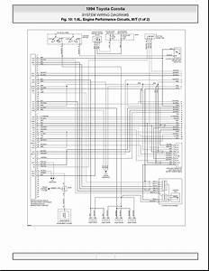 1994 Toyota Corolla Ecu Wiring Diagram