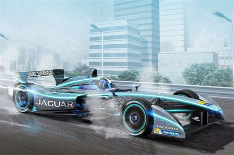 E Car by Formula E News July 2016