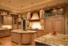 Large Luxury Kitchen With Two Kitchen Islands Tray Ceiling And Wood Tulsa Luxury Real Estate South Tulsa Area Luxury Home For Sale Luxury Kitchen Design 2011 Images About Luxury Kitchens On Pinterest Luxury Kitchens Kitchens