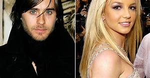 Jared Leto (rumored; 2003)   Britney Spears' Love Life ...