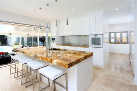 Arbeitsplatten Für Küche  Die Materialien Im Überblick