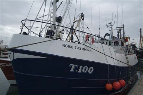 Commercial Fishing Boat Jobs Ireland by Through The Gaps Newlyn Fishing News A Rare Irish