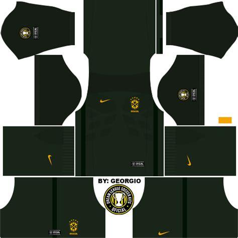 Dream League Soccer Kits: Brasil *Brasileiragem 17/18 ...