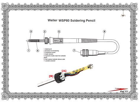 weller pu81 soldering iron electronics forums