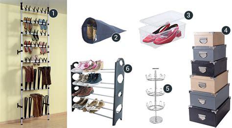 conseils et astuces pour bien ranger ses chaussures