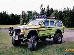 1988 Jeep Cherokee Xj Service Repair Manual Download