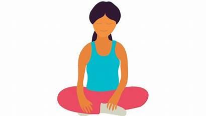 Spirituality Mental Meditation Health Stress Self Anim