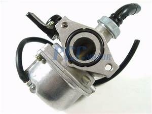 19mm Pz19 Lever Choke Carburetor 50 70 90 110 125cc Atv