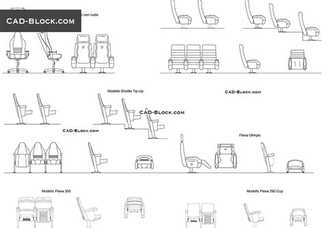 Gambar Mobil Infiniti Qx80 by Auditorium Armchairs Cad Blocks Free