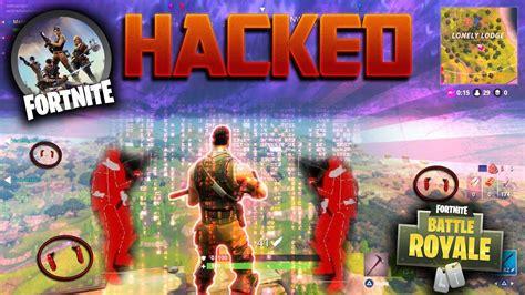 hacks  fortnite battle royale