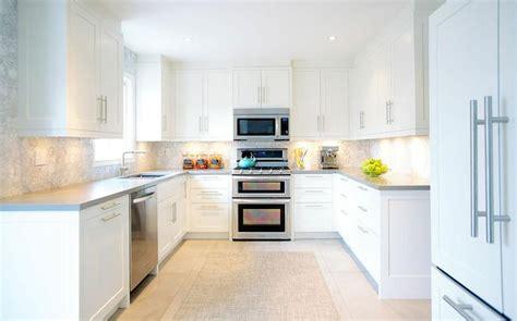 u shaped kitchen cabinet design luxury u shaped kitchen ideas with kitchen white cabinets 27429