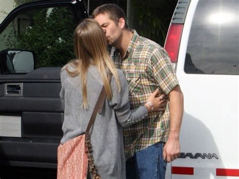 paul walker and jasmine pilchard gosnell   Paul Walker and