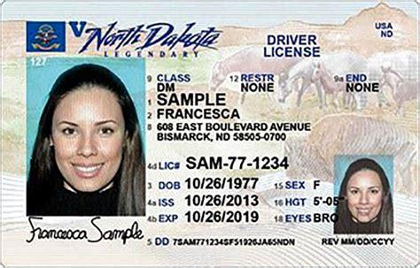 north dakota drivers license application  renewal