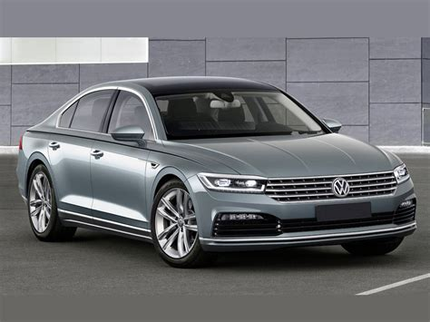 volkswagen phaeton pictures redesign release date