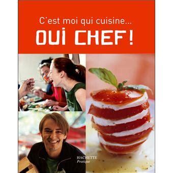 livre cuisine chef oui chef c 39 est moi qui cuisine broché aude de
