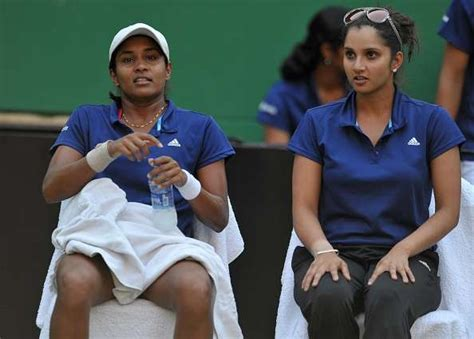 rio olympics  tennis sania mirza  prarthana thombare face chinese pair  opener