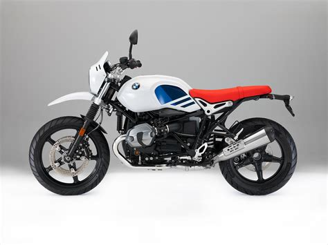 2017 Bmw R Ninet Urban Gs Review