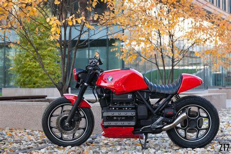 Bmw K100 Custom By Z17 Customs