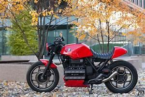 Bmw Cafe Racer Teile : bmw k100 custom by z17 customs bikebound ~ Jslefanu.com Haus und Dekorationen